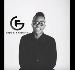 Dlala Thukzin - #GqomFridays Mix Vol.100